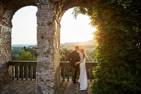 Matrimonio Castello di San Salvatore