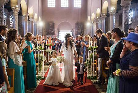 Matrimonio Elisa Toffoli e Andrea