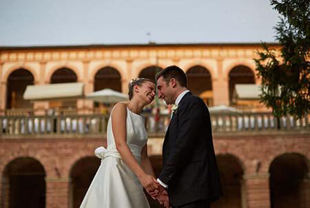 Matrimonio Villa dei Vescovi Padova