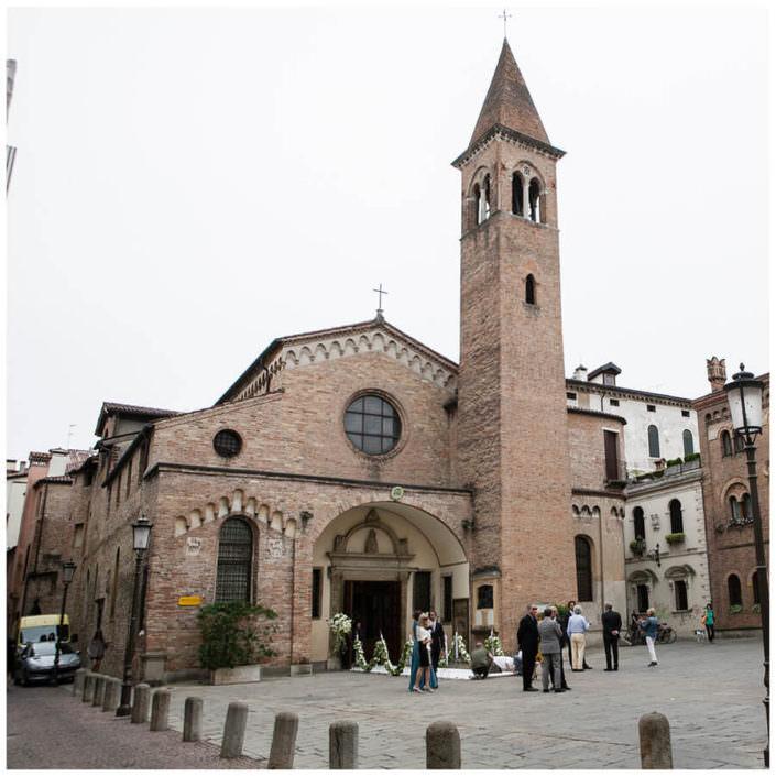 Chiesa San Nicolò Padova