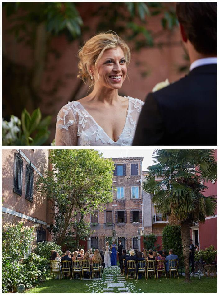 reportage cerimonia Matrimonio Ca Nigra Hotel Venezia