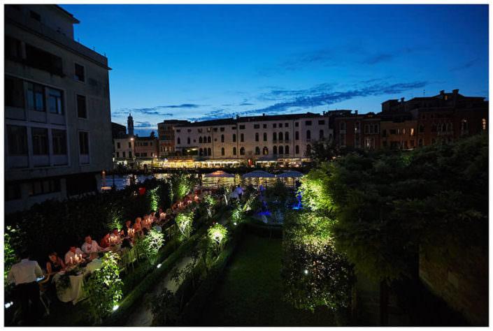 panorama Matrimonio Ca Nigra Hotel Venezia