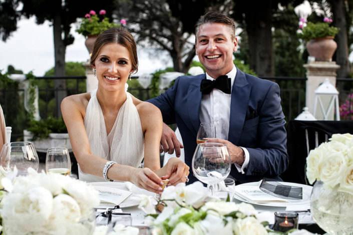 Matrimonio Grand Hotel Timeo Taormina
