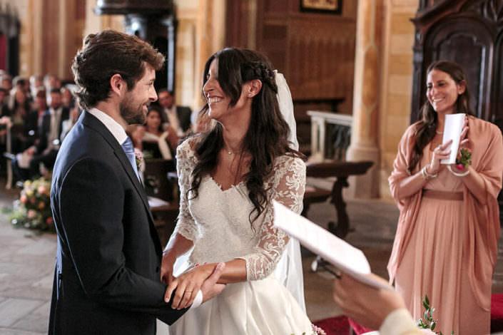 Emozioni cerimonia matrimonio
