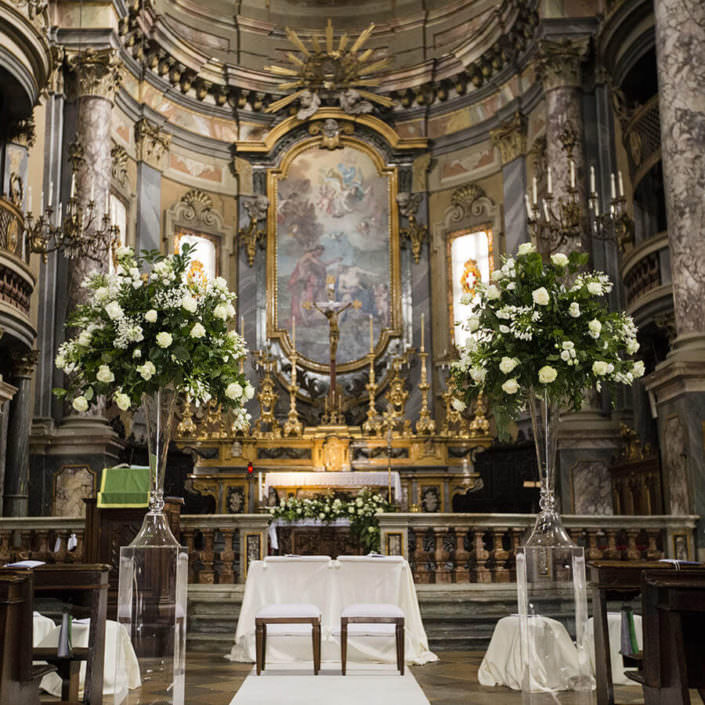 Dettagli Cerimonia Matrimonio
