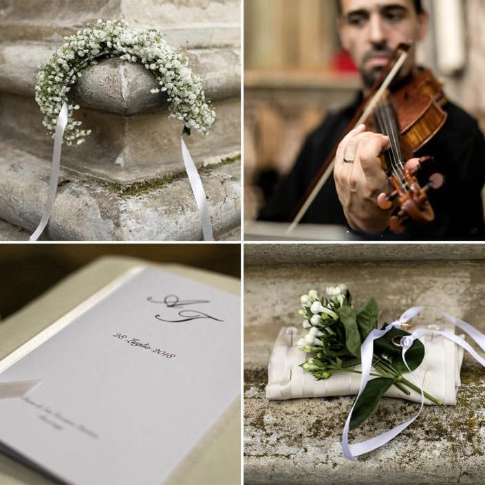 Allestimento floreale Matrimonio Cerimonia
