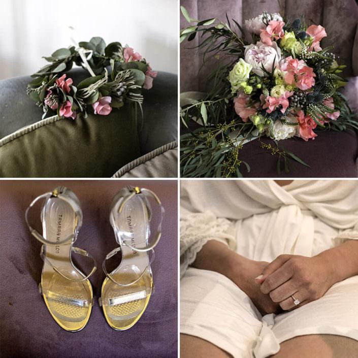Dettagli Accessori sposa