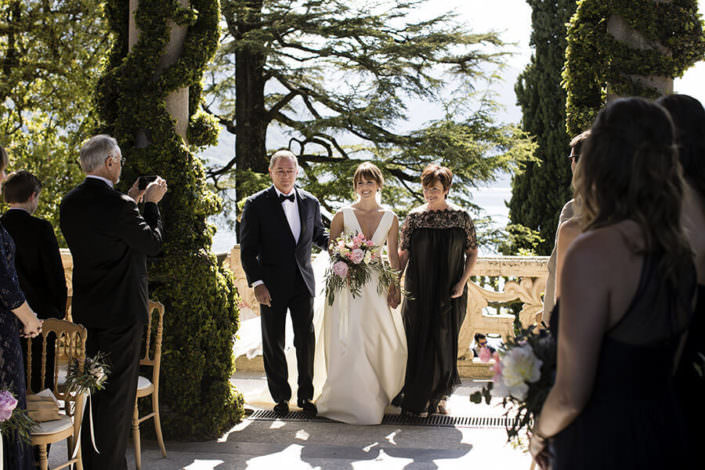 Matrimonio Villa Balbianello