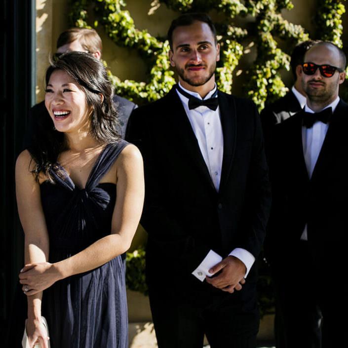 Foto spontanea Matrimonio Villa Balbianello