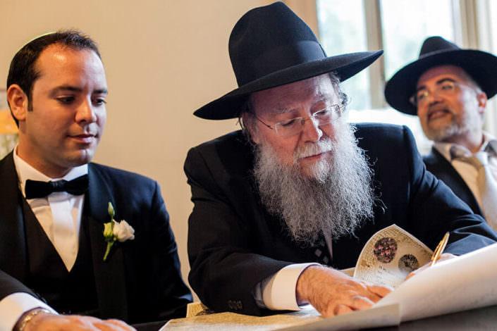 Matrimonio Rito Ebraico