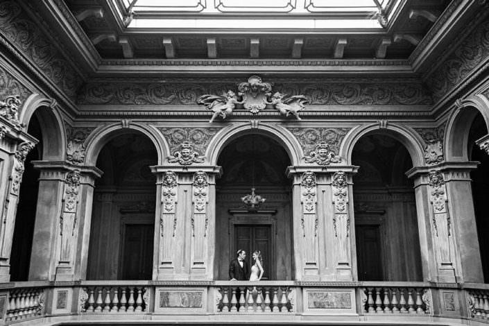 Matrimonio Villa Erba Panoramica
