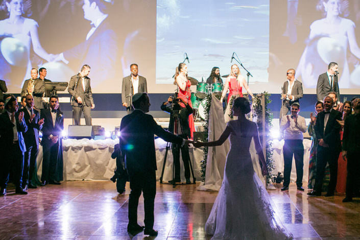Matrimonio Villa Erba primo ballo