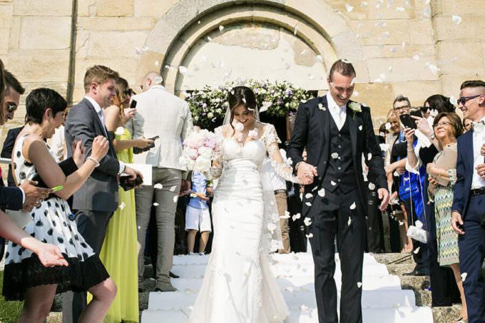 Petali matrimonio