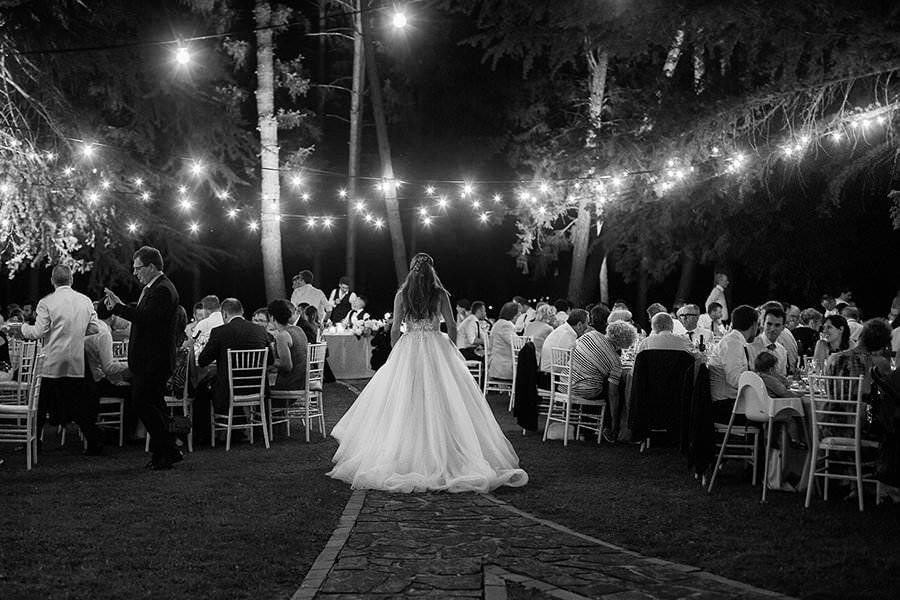 Sposa Foto bianco e nero