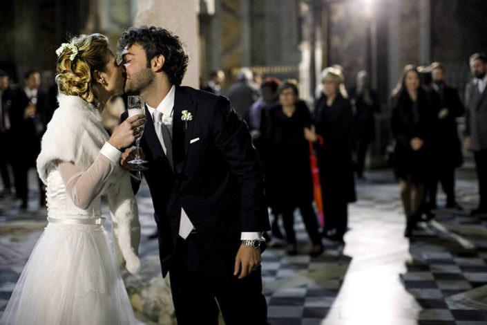 Matrimonio Maria La Nova Napoli