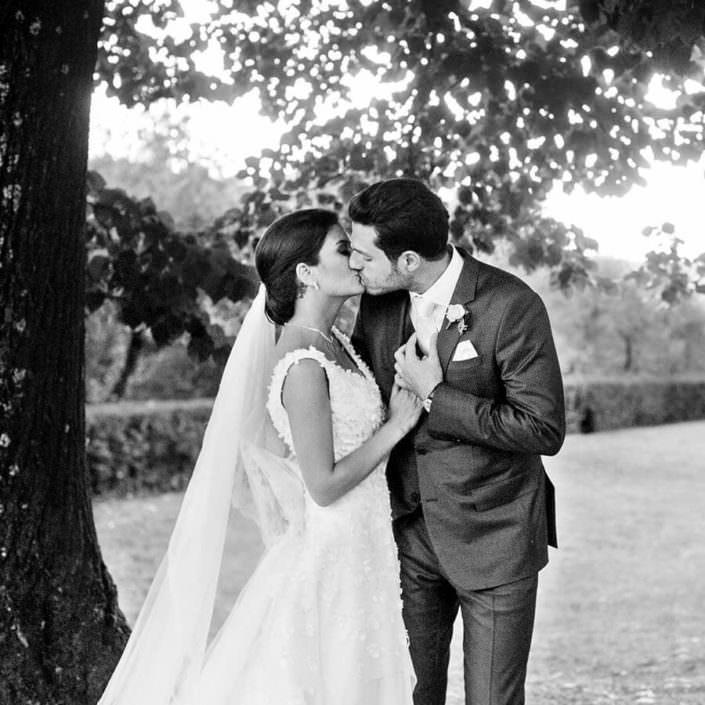 Villa i Collazzi ritratto sposi