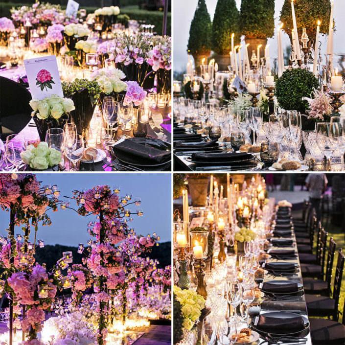 Villa i Collazzi allestimenti floreali matrimonio