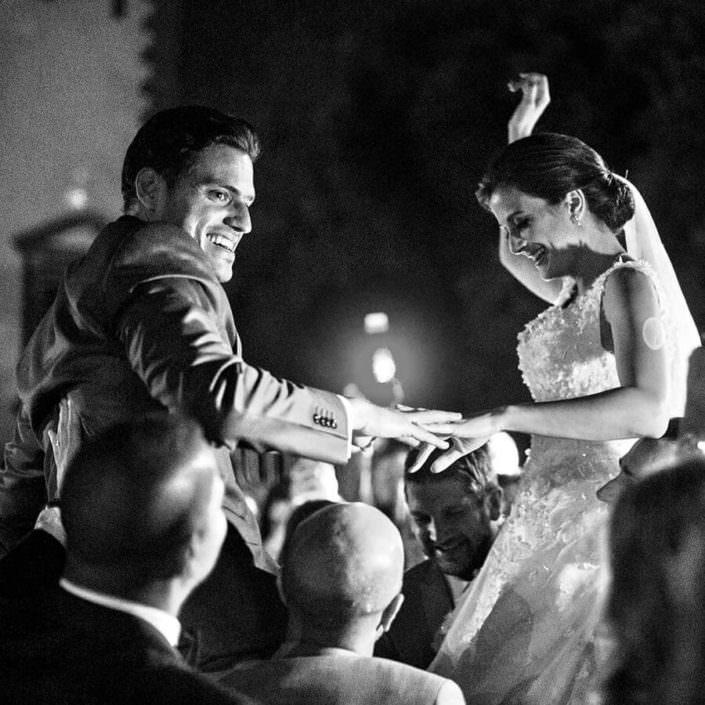 Villa i Collazzi ballo sposi