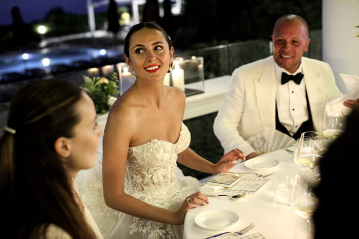 Matrimonio Capri Palace