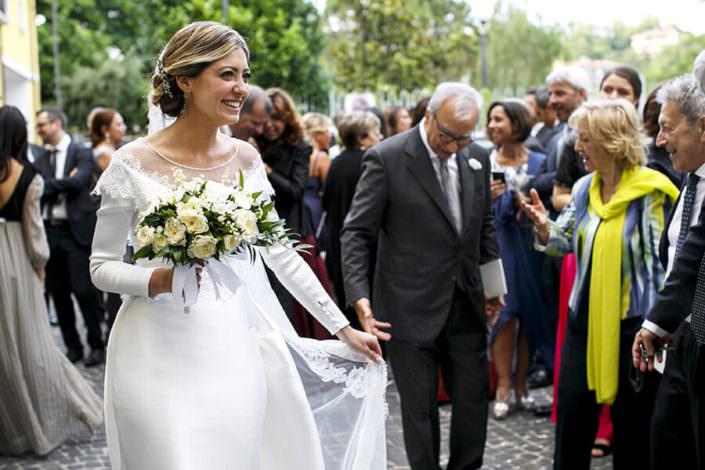 ritratto sposa Matrimonio Villa Pietra Bianca
