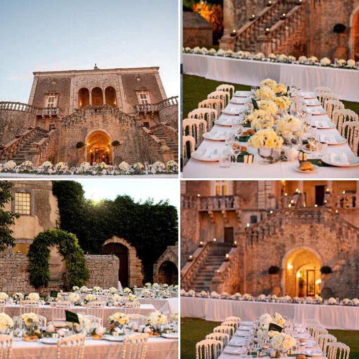dettagli Matrimonio Castello Marchione