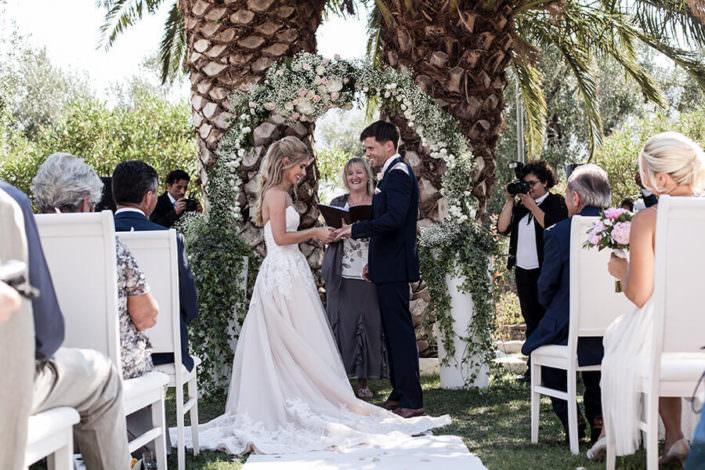 matrimonio giardino monsignore