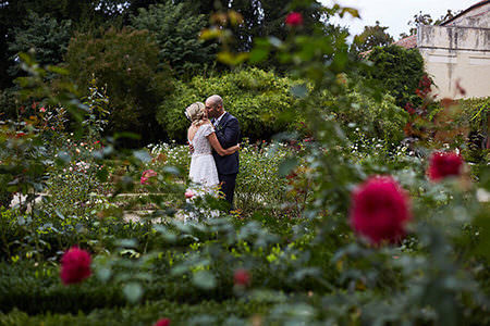 Matrimonio a Villa Scalabrin Bolognesi