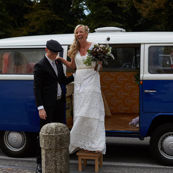 Pulmino Vintage Matrimoni