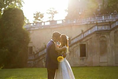 Matrimonio castello Agliè