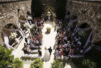Matrimonio Castello di Vincigliata