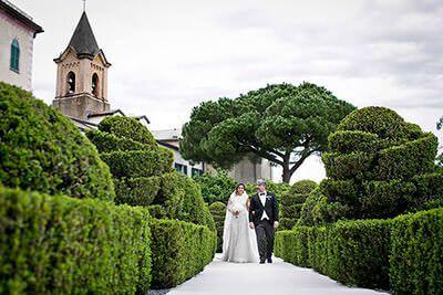 Matrimonio La Cervara
