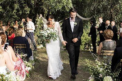 Matrimonio Eremo della Maddalena
