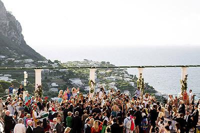 Matrimonio al Riccio Capri