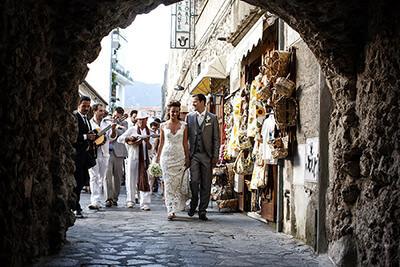 Matrimonio Villa Cimbrone
