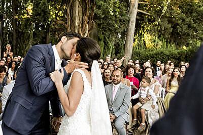 Matrimonio Villa i Collazzi