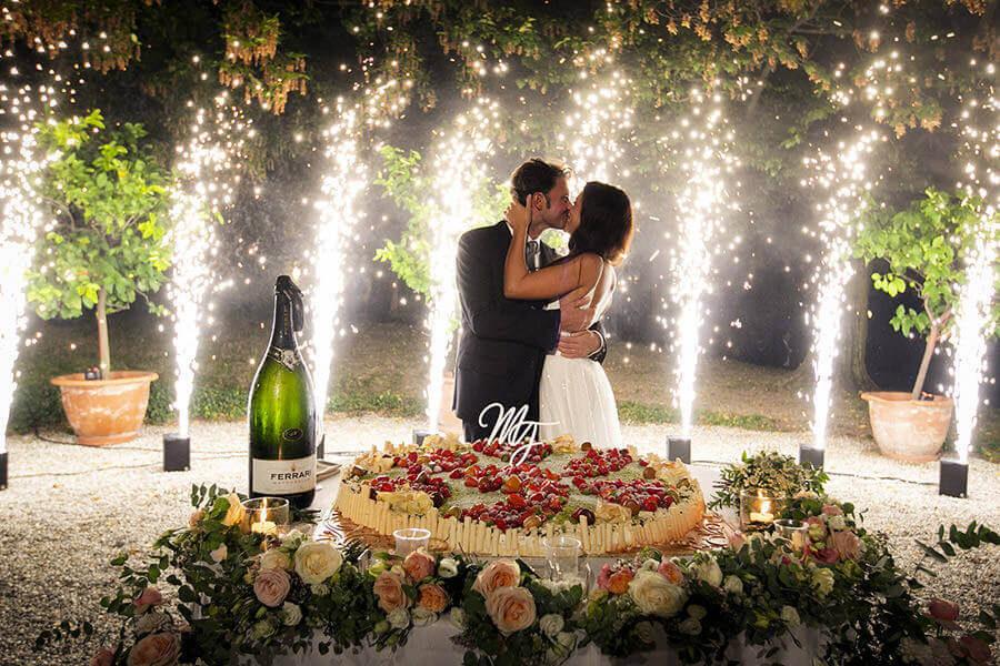 Fotografo Matrimonio Brindisi taglio torta