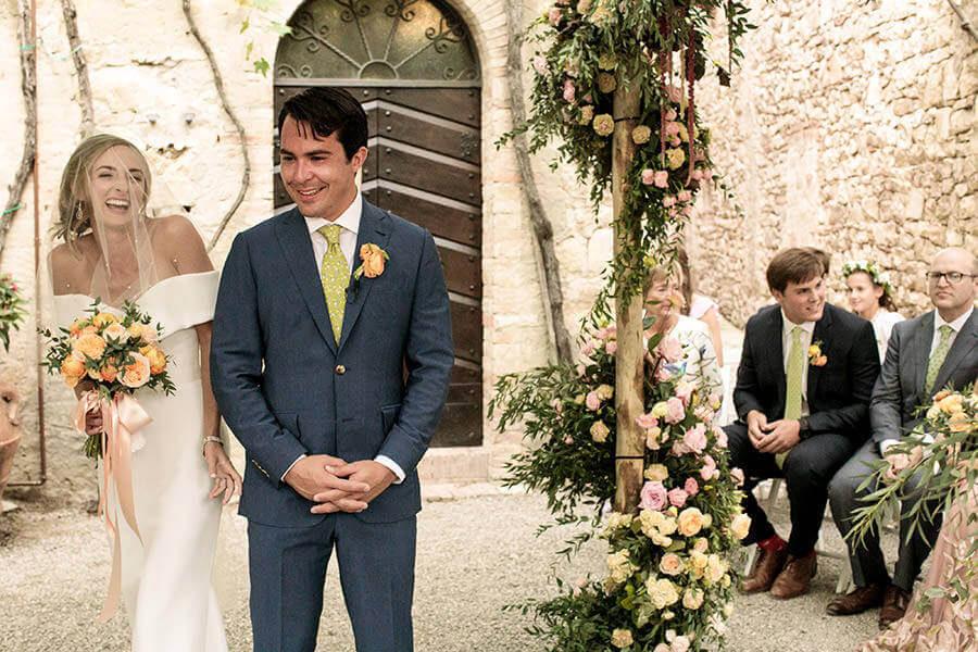 Fotografo Matrimonio Lago Maggiore attesa sposo