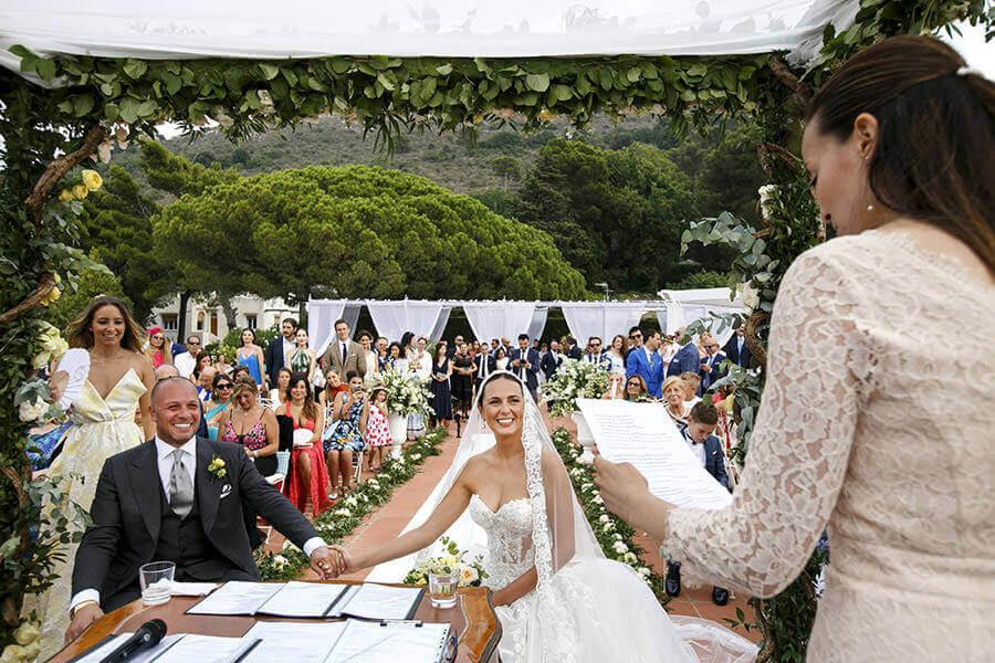 Fotografo Matrimonio Roma cerimonia