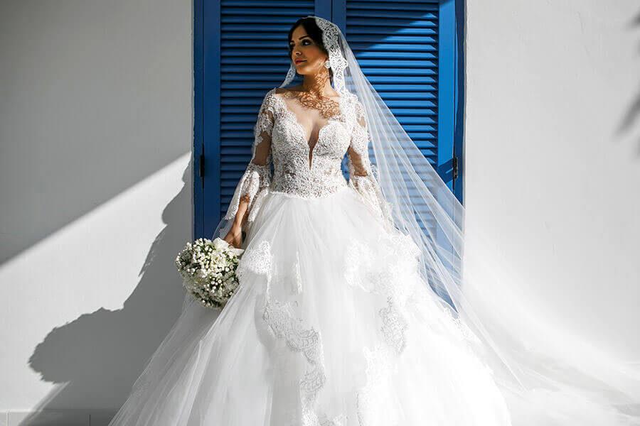 Fotografo Matrimonio Roma ritratto sposa