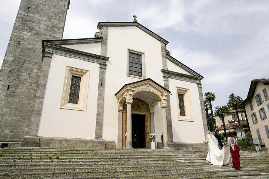 Fotografo Matrimonio Salerno arrivo sposa