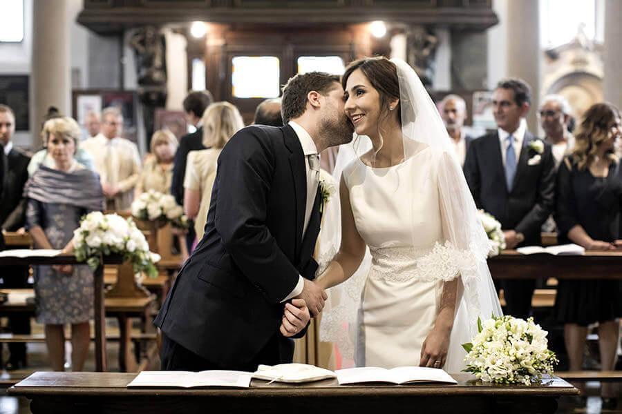 Fotografo Matrimonio Salerno chiesa